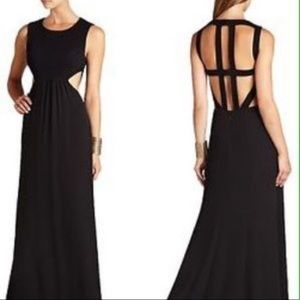 BCBGMAXAZRIA, Angelinah Caged Back Stunning Gown🖤